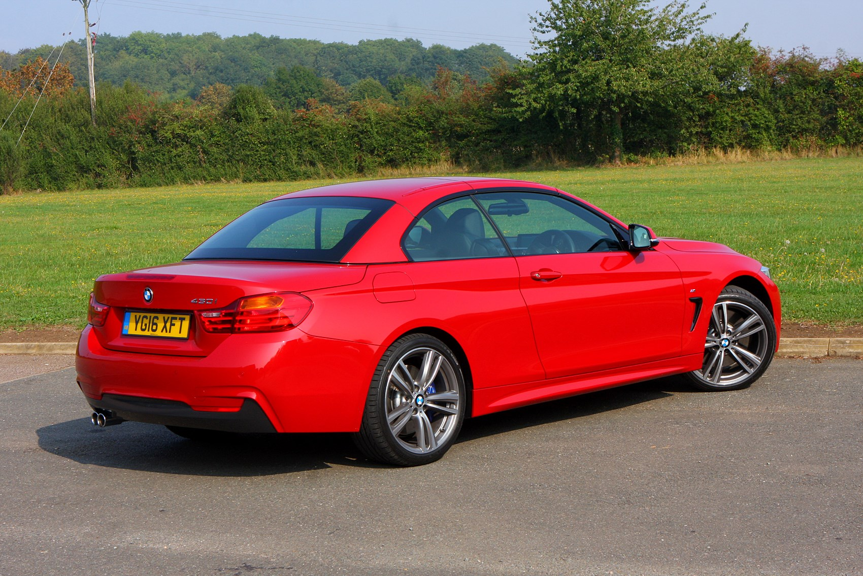 bmw 4 series convertible review parkers. Black Bedroom Furniture Sets. Home Design Ideas