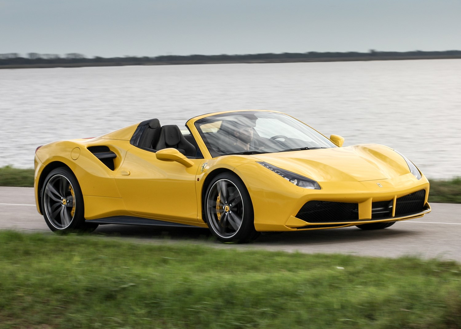ferrari 488 spider review 2016 parkers. Cars Review. Best American Auto & Cars Review