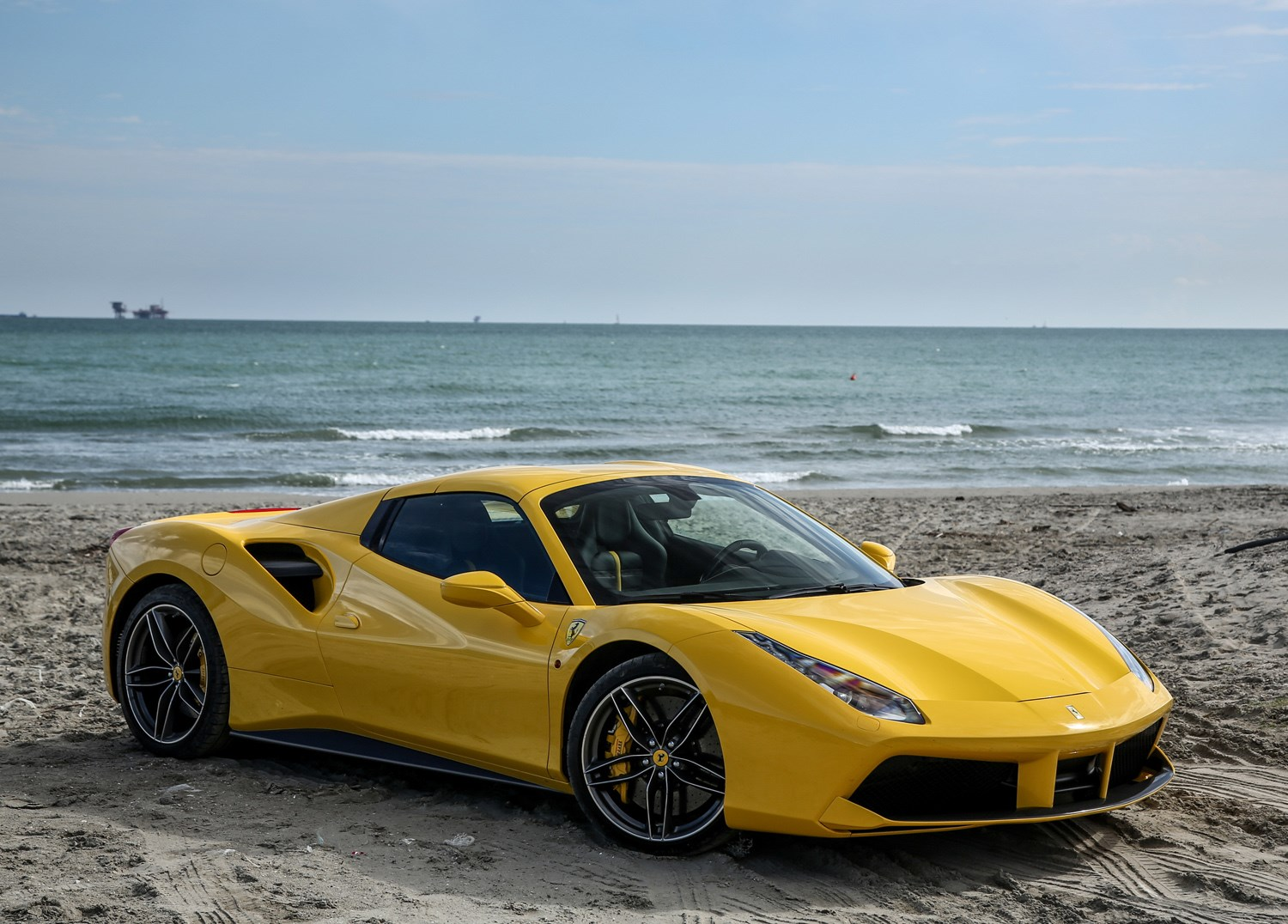 ferrari 488 spider 2016 features equipment and accessories parkers. Cars Review. Best American Auto & Cars Review