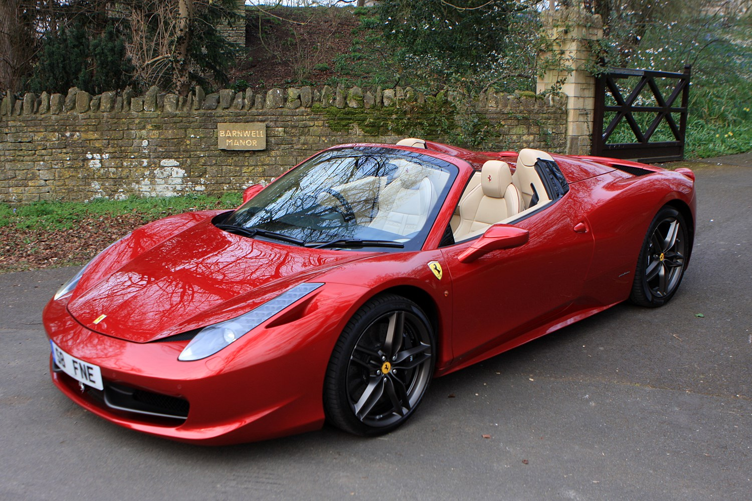 ferrari 458 spider 2012 buying and selling parkers. Cars Review. Best American Auto & Cars Review