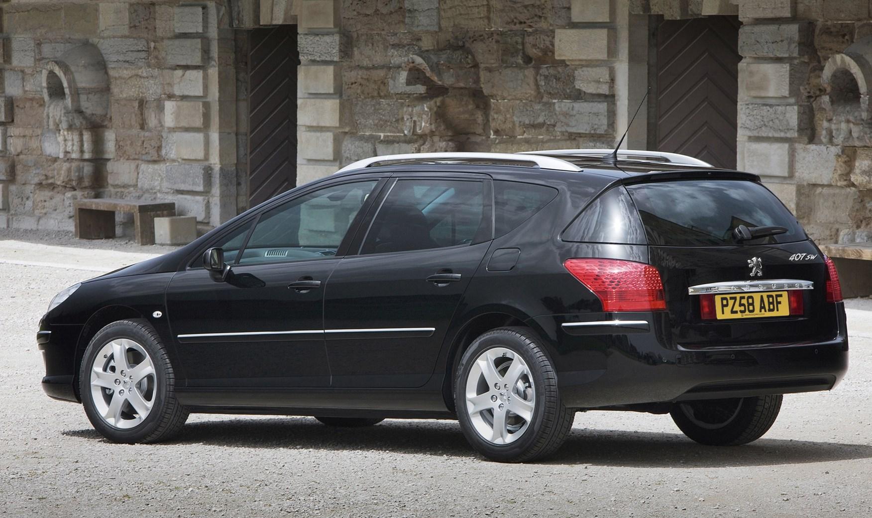 Peugeot 407 SW Estate Review (2004 - 2011) | Parkers