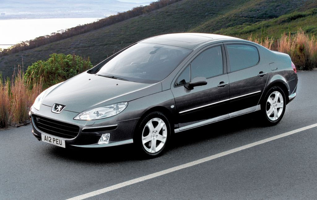peugeot 407 saloon review 2004 2011 parkers. Black Bedroom Furniture Sets. Home Design Ideas