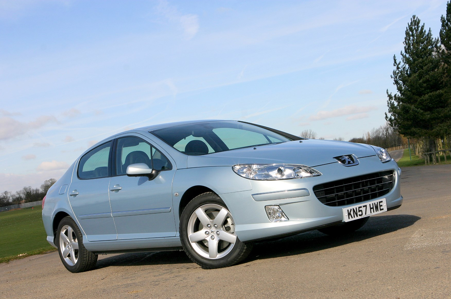 Peugeot 407 Saloon 2004 2011 Driving Performance Parkers 206 Fuse Box Buzzing How Much Is It To Insure
