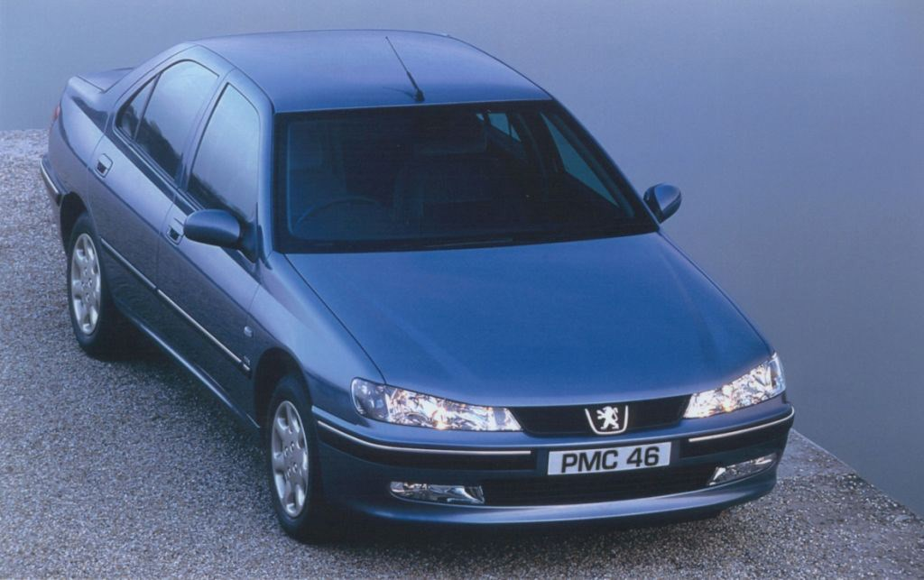 peugeot 406 saloon review 1996 2004 parkers. Black Bedroom Furniture Sets. Home Design Ideas