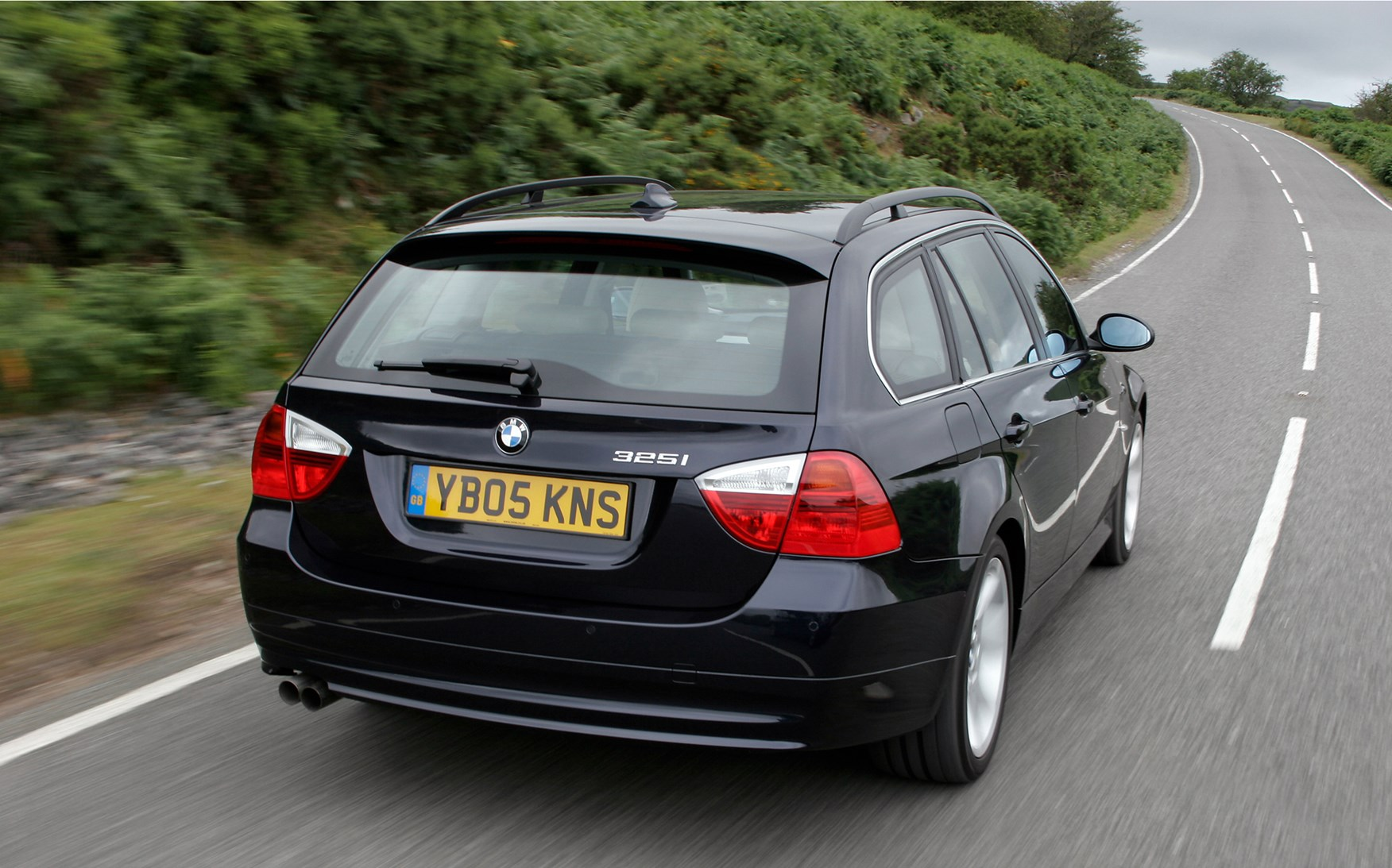 BMW 3-Series Touring Review (2005 - 2012) | Parkers