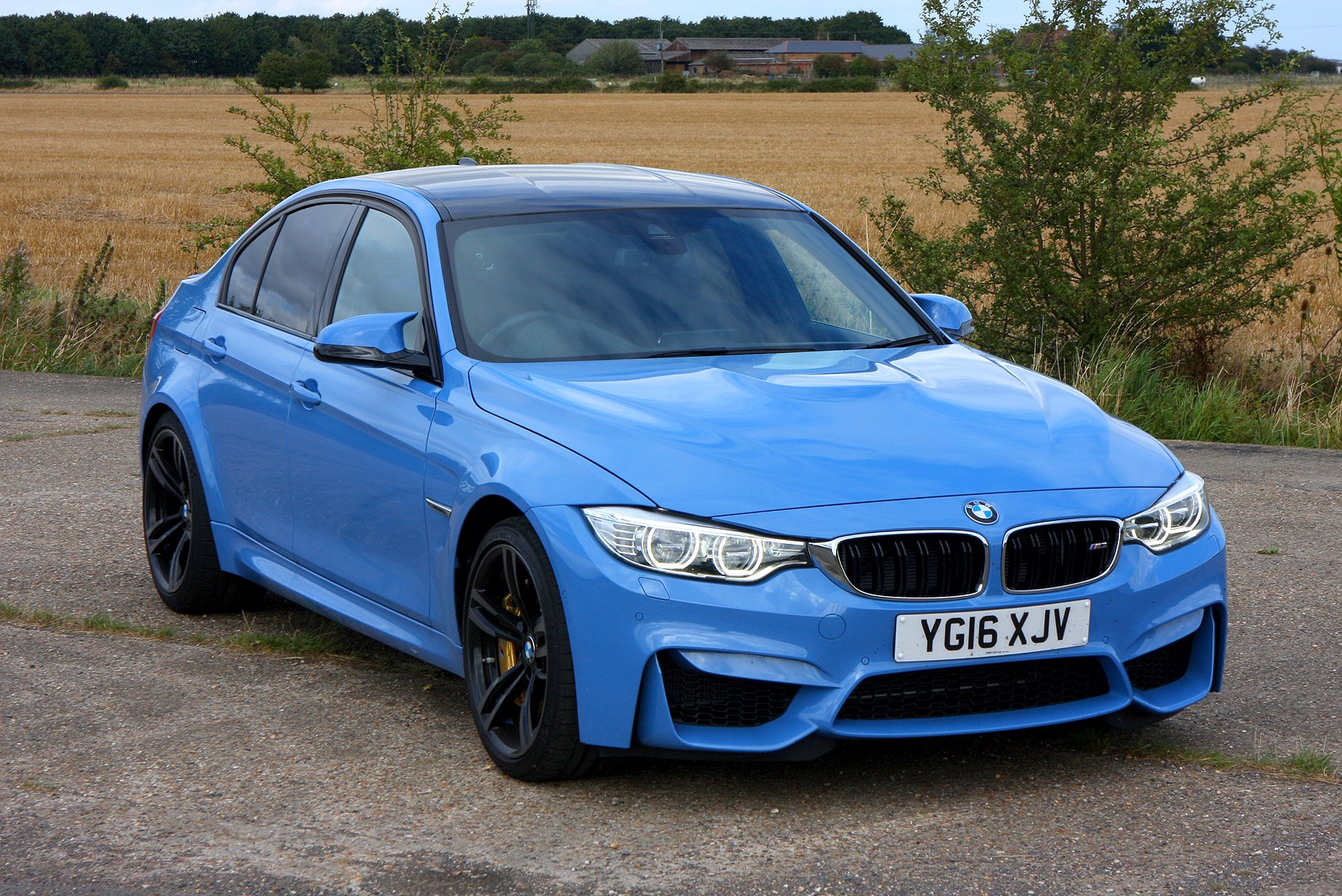 bmw 3 series m3 2014 running costs parkers. Black Bedroom Furniture Sets. Home Design Ideas