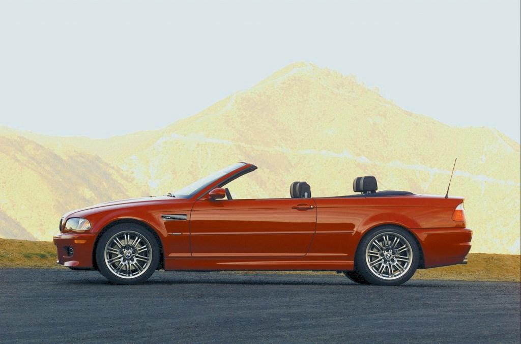2005 bmw m3 convertible problems