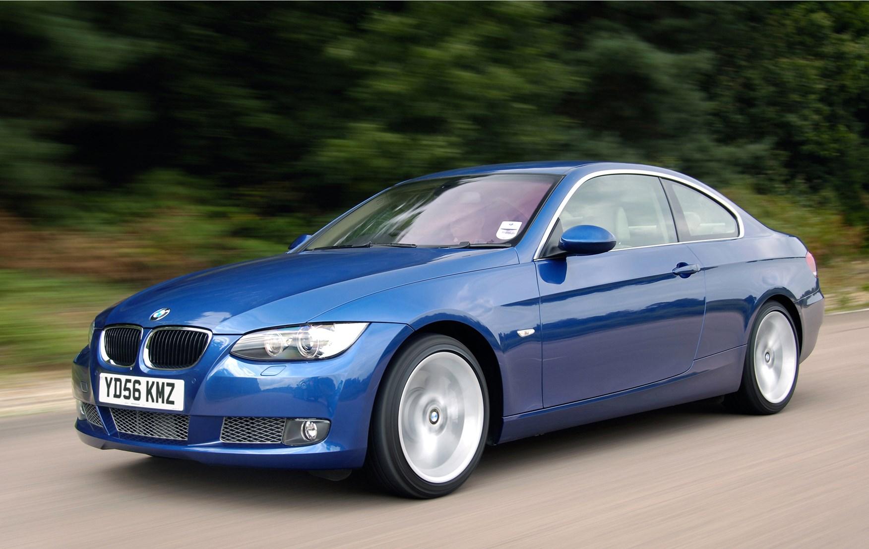 BMW 3-Series Coupé Review (2006 - 2013)   Parkers
