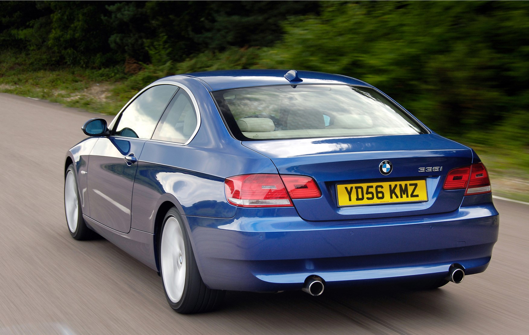 2008 bmw 320d m sport coupe review
