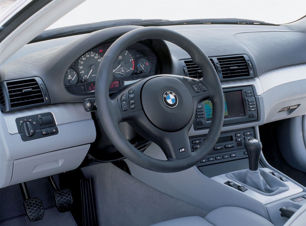 BMW 3 Series Coupé (1999   2006) Features, Equipment And Accessories |  Parkers