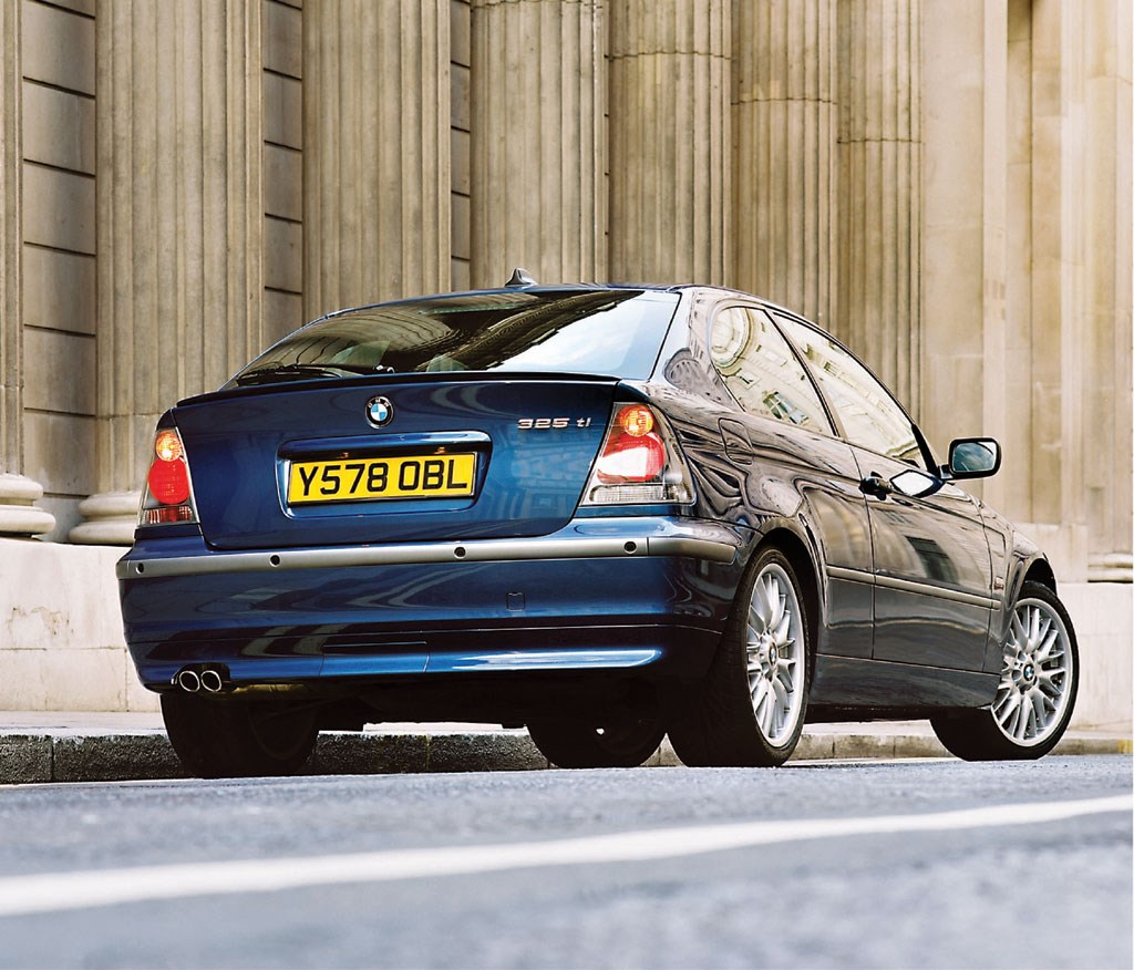 Bmw 3 Series Compact Review 2001 2004 Parkers