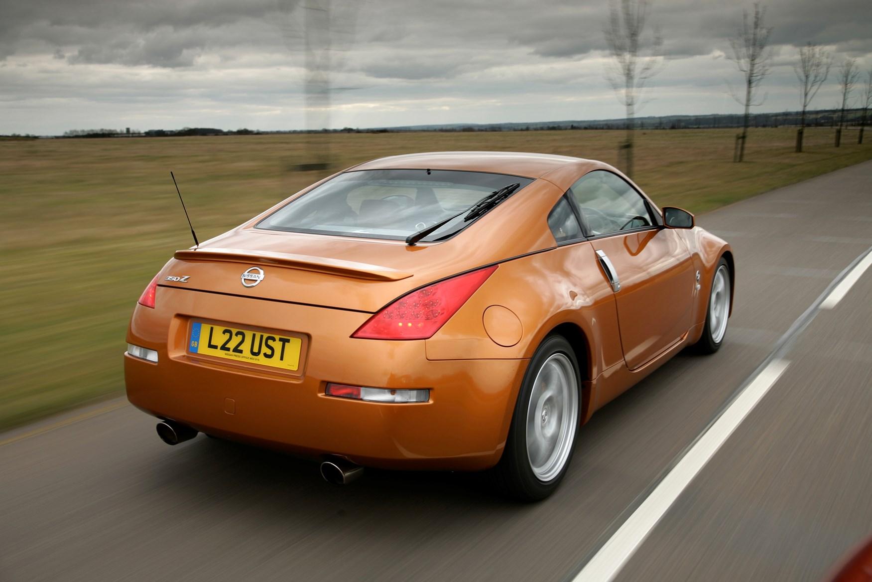 Nissan 350Z Coupé Review (2003 - 2010) | Parkers