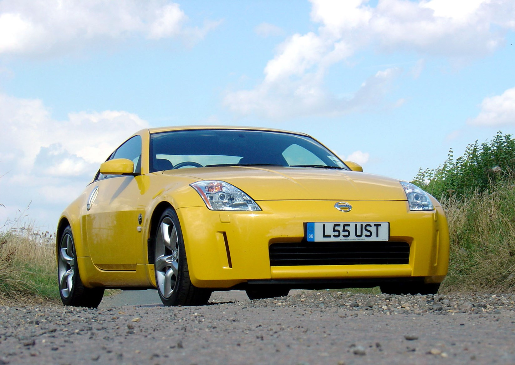 Nissan 350z Coupé 2003 2010 Review
