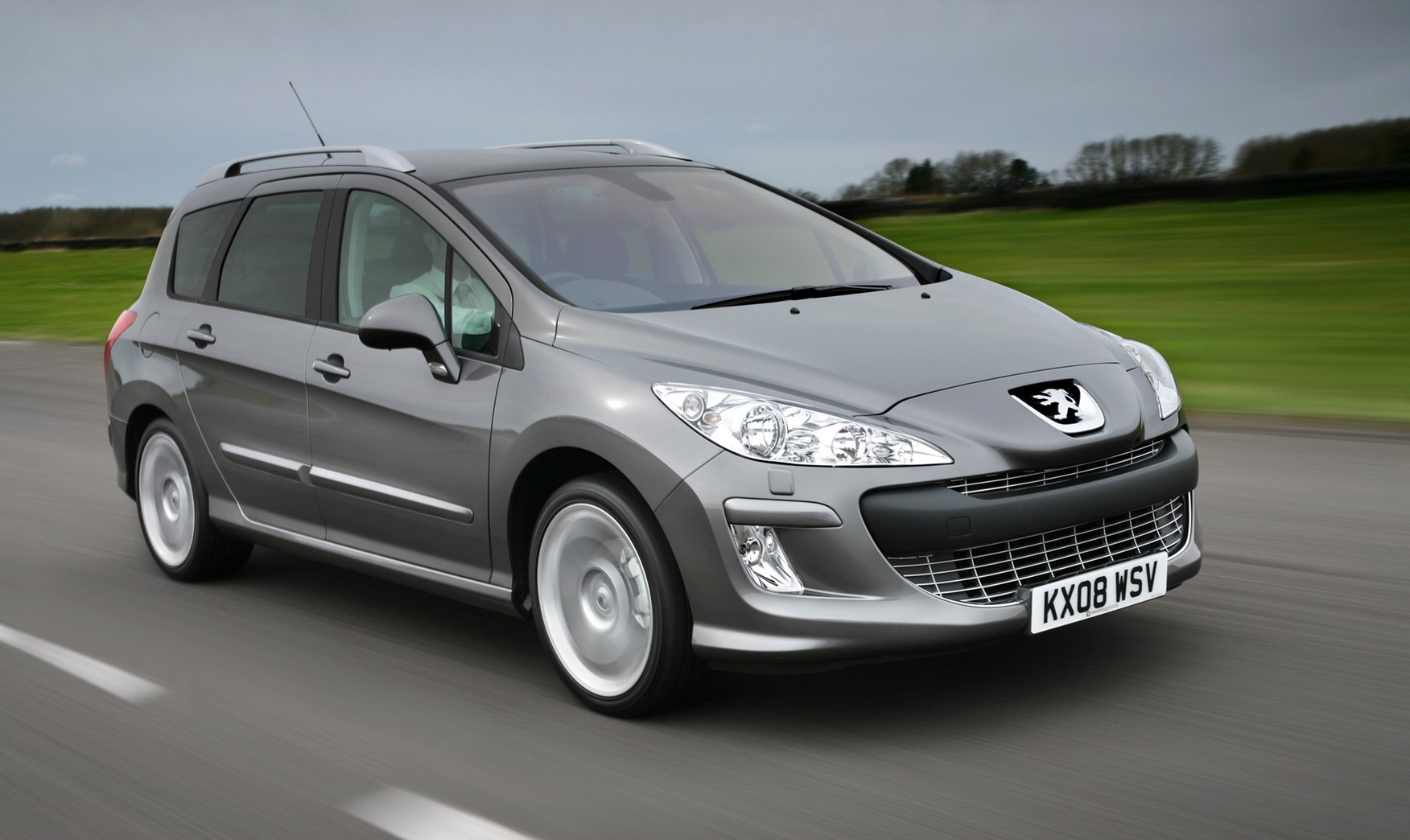 Peugeot 308 sw 2008 review