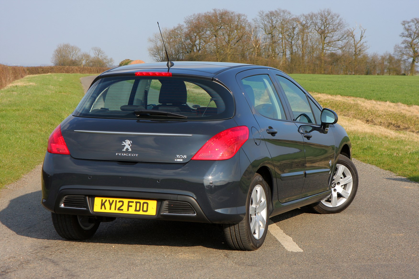 Peugeot 308 Hatchback (2007 - 2013) Photos