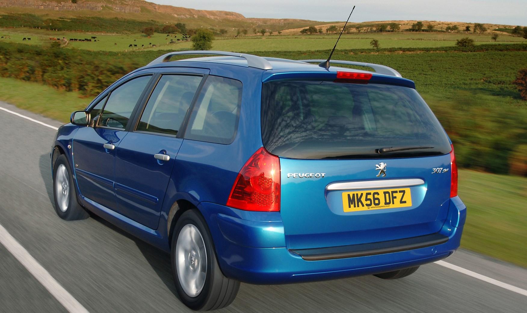 Peugeot 307 SW Review (2002 - 2007) | Parkers