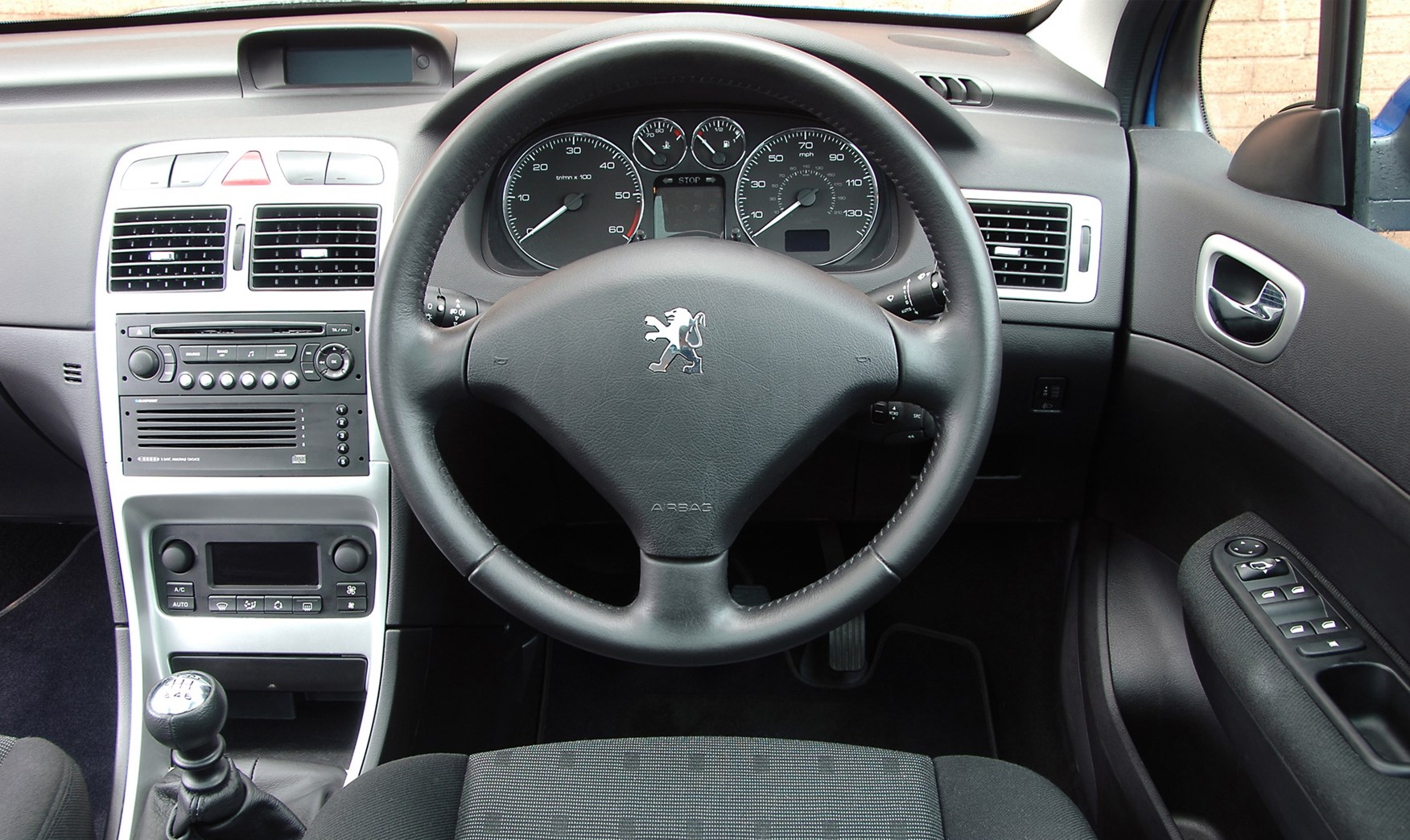 Peugeot 307 SW (2002 - 2007) Features, Equipment and Accessories ...