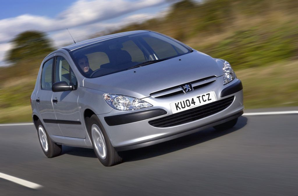 peugeot 307 hatchback review (2001 - 2007) | parkers