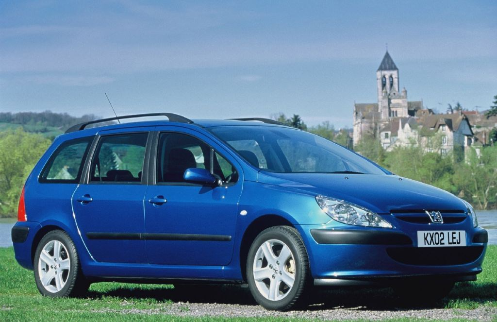peugeot 307 estate review 2002 2007 parkers. Black Bedroom Furniture Sets. Home Design Ideas