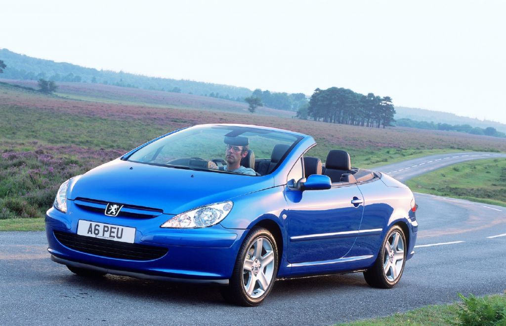 peugeot 307 coup cabriolet 2003 2008 running costs parkers. Black Bedroom Furniture Sets. Home Design Ideas