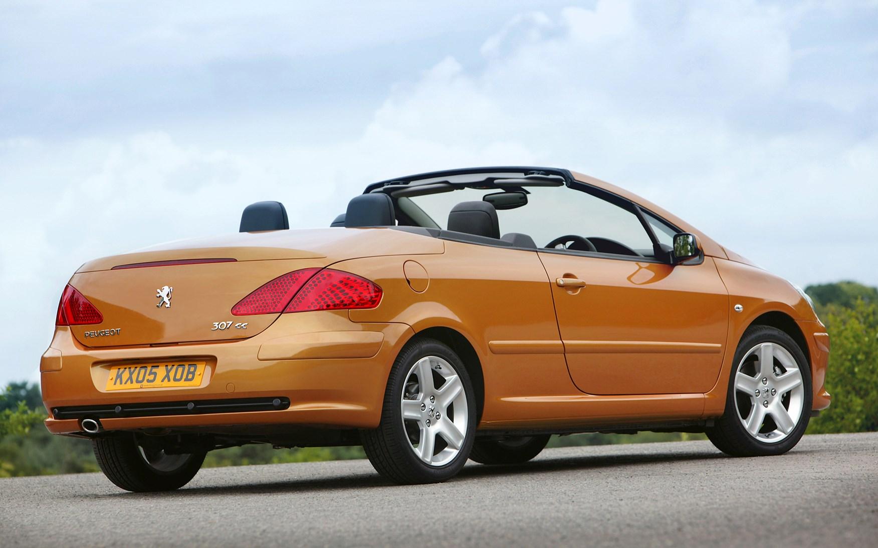 Peugeot 307 Coupé Cabriolet Review (2003 - 2008)   Parkers