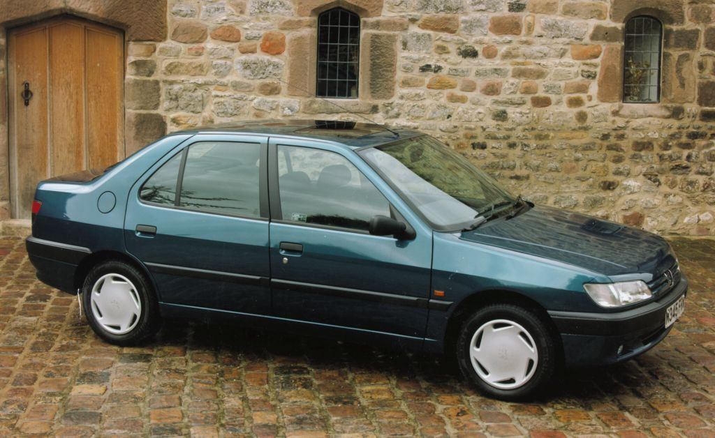 Peugeot 306 Saloon Review 1994 1999 Parkers