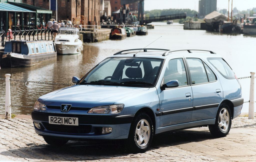 Peugeot 306 Estate (1997 - 2002) Photos