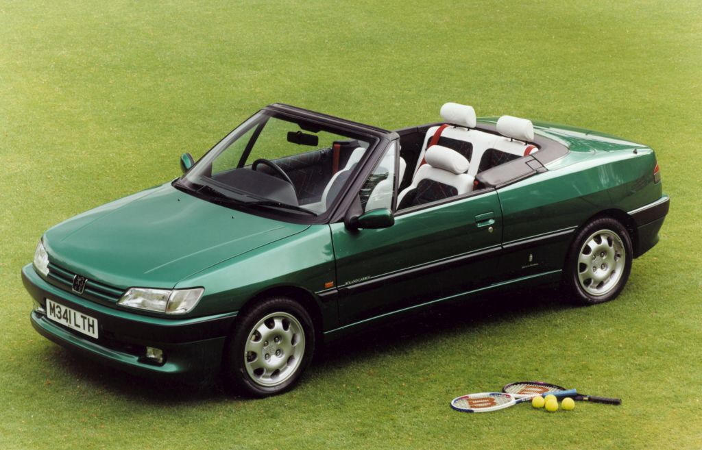 Peugeot 306 Cabriolet Review (1994 - 2002)