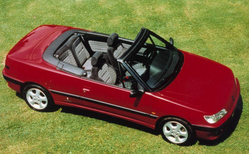 Peugeot 306 Cabriolet Review  1994