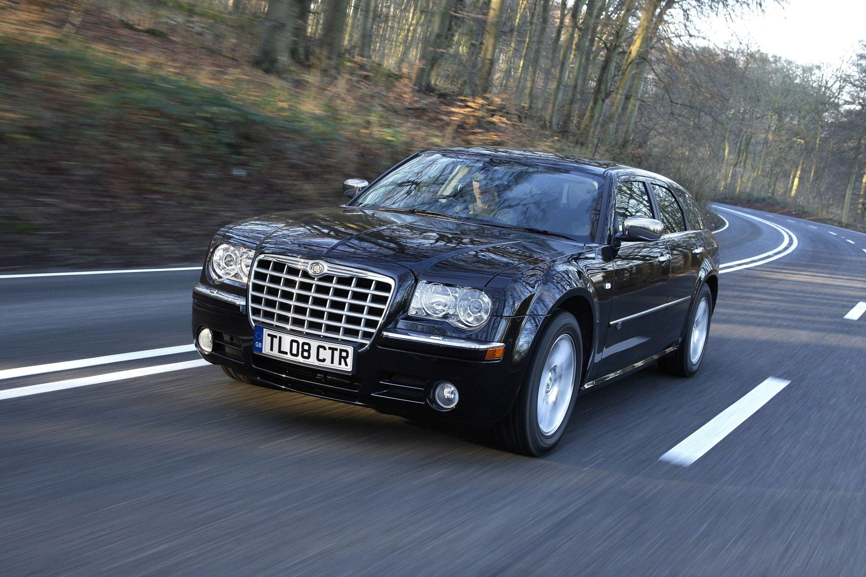 chrysler 300c touring review 2006 2010 parkers. Black Bedroom Furniture Sets. Home Design Ideas