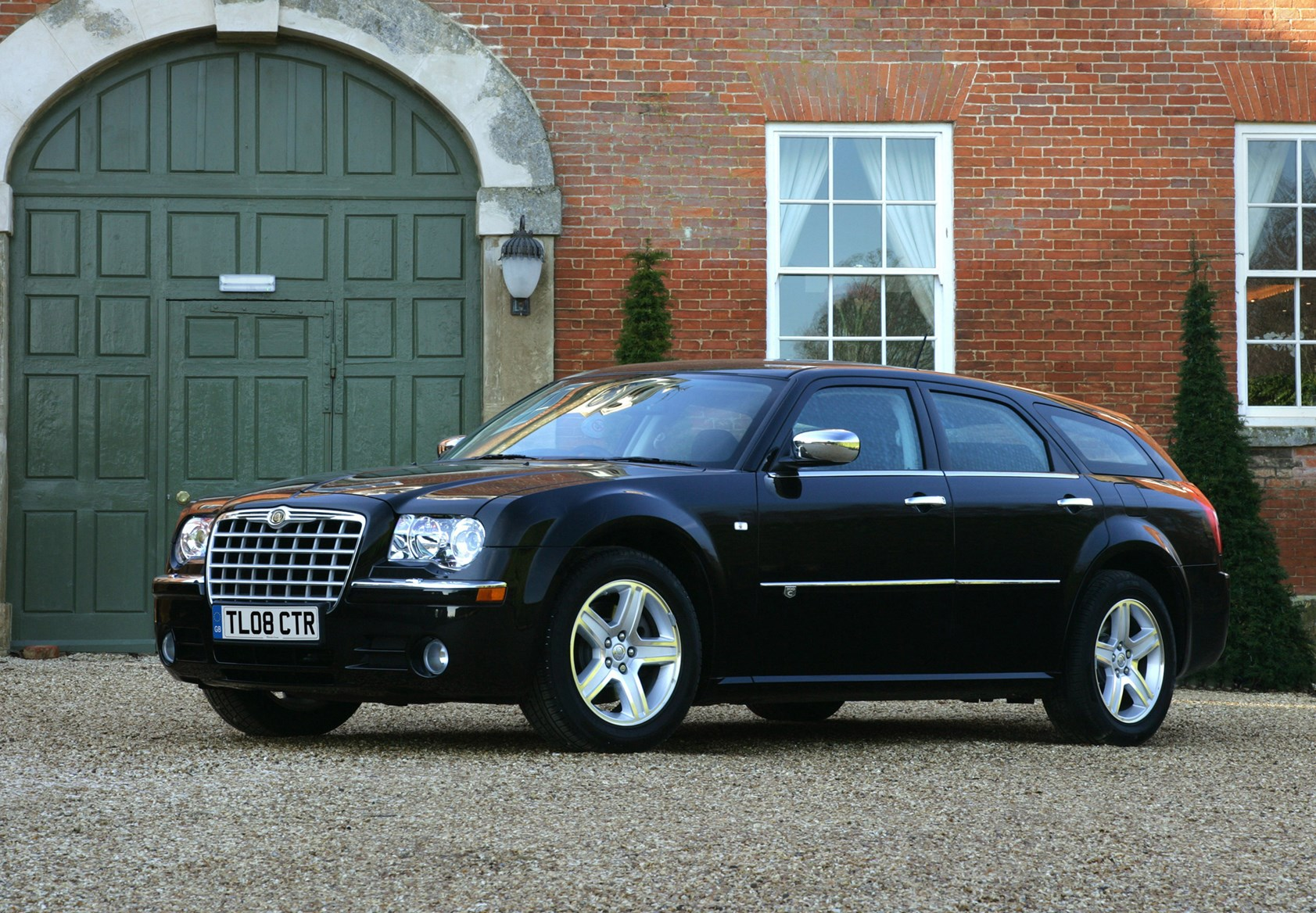 2006 Chrysler 300 Touring >> Chrysler 300C Touring Review (2006 - 2010) | Parkers