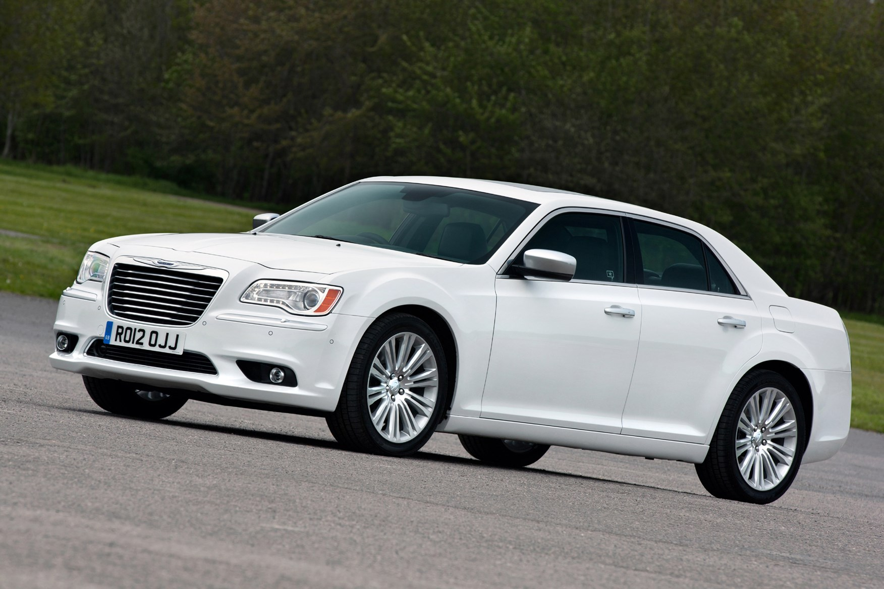 chrysler 300c saloon review 2012 2015 parkers. Black Bedroom Furniture Sets. Home Design Ideas