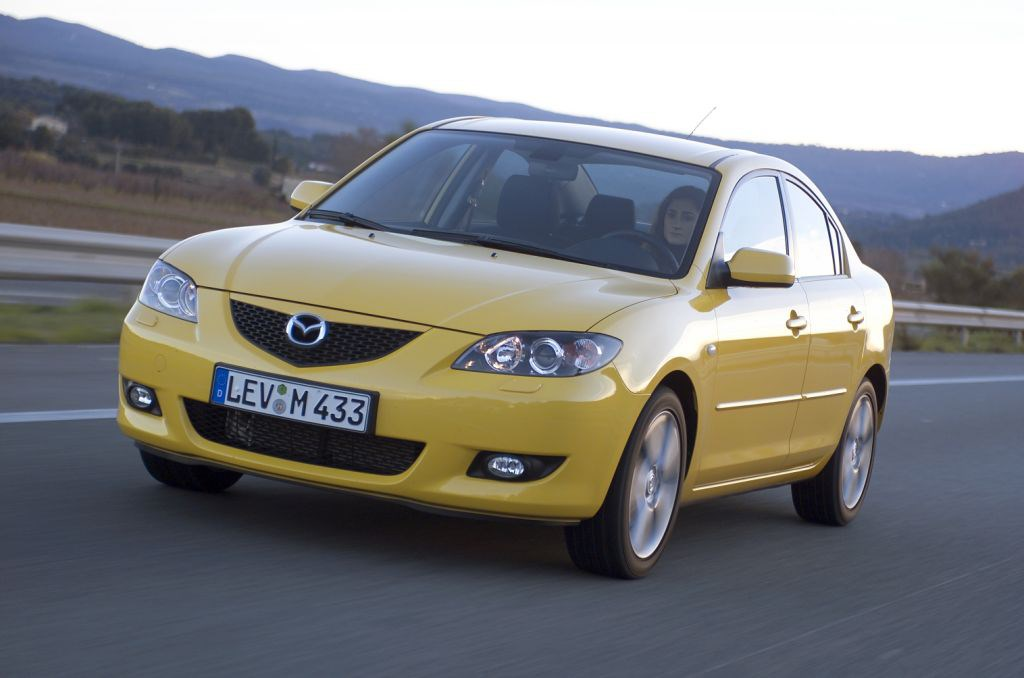 Mazda 3 Saloon Review (2004   2008) | Parkers