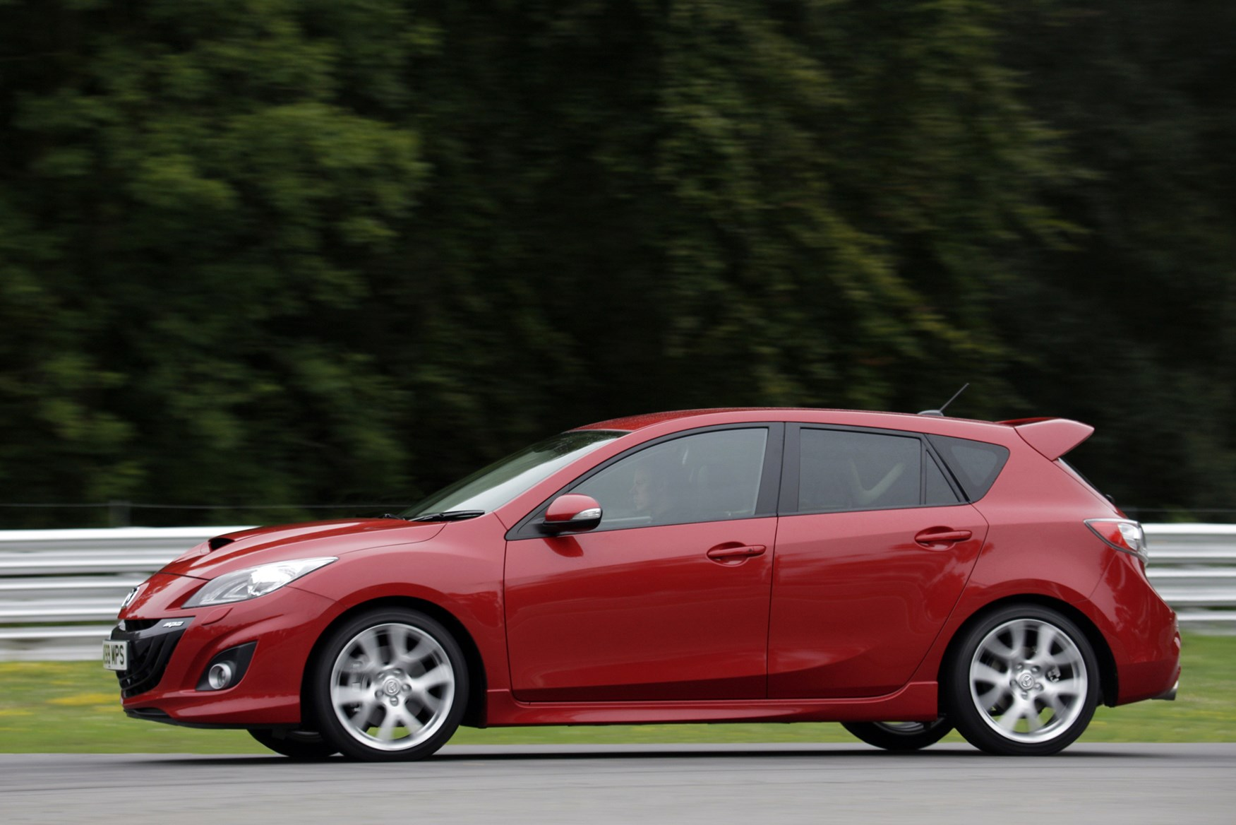 Used Mazda 3 MPS (2009 - 2013) Practicality | Parkers