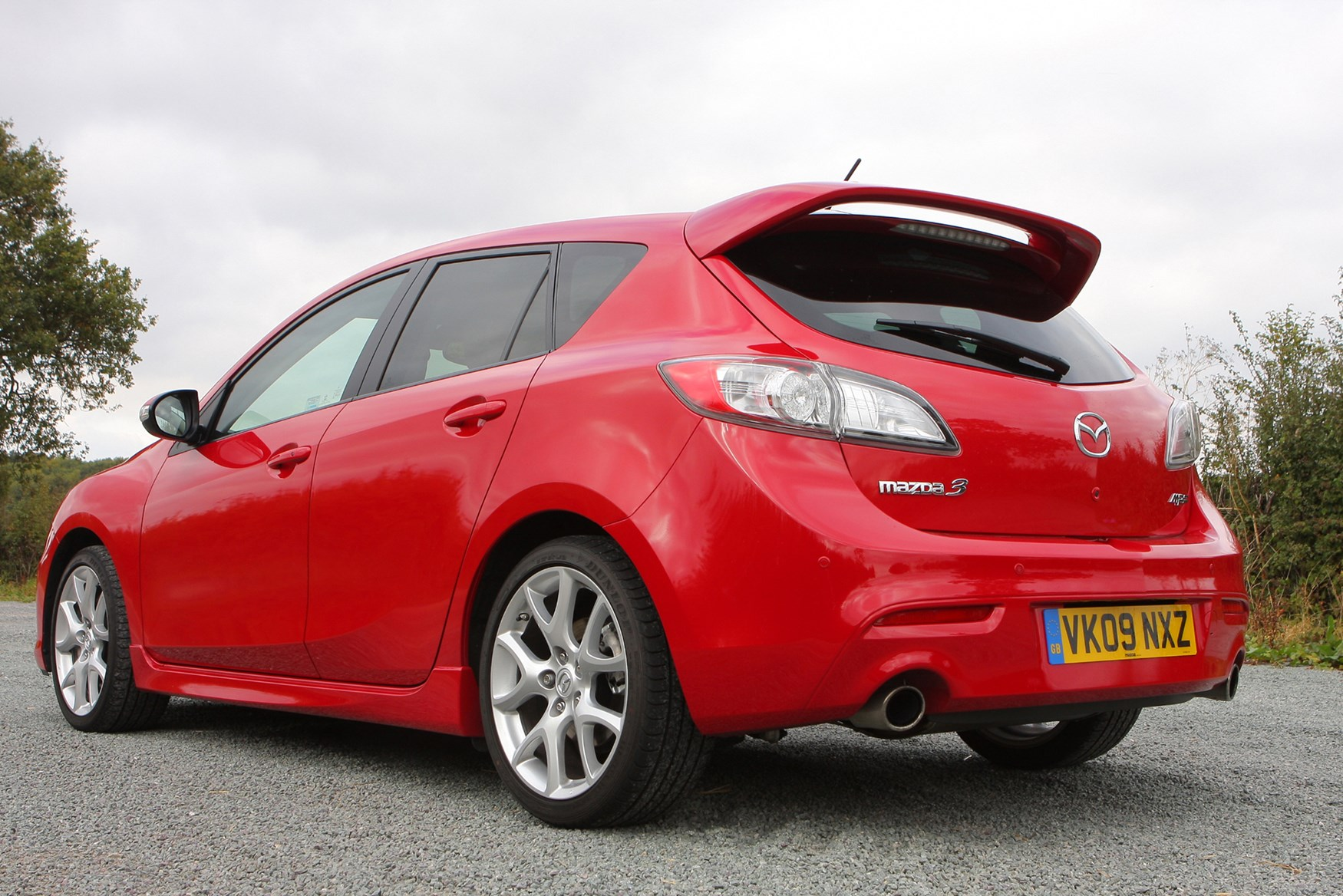 mazda 3 mps 2009 2013 running costs parkers. Black Bedroom Furniture Sets. Home Design Ideas