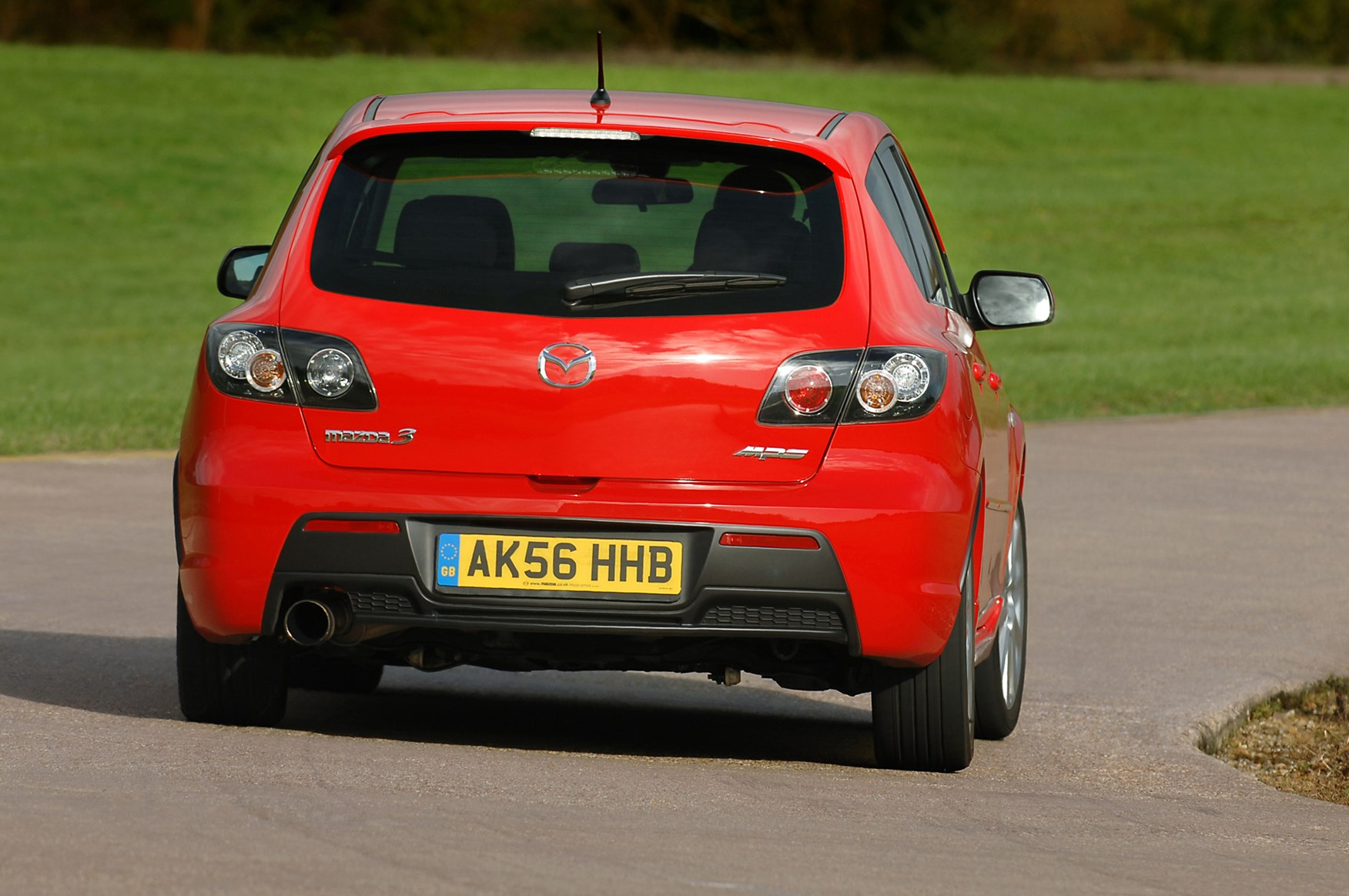 mazda 3 mps review (2007 - 2008) | parkers