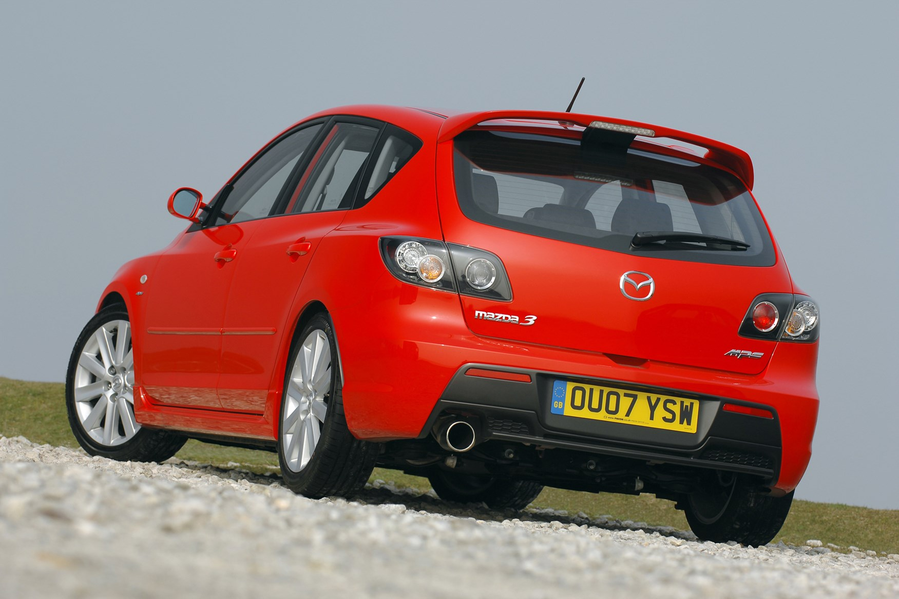 Mazda 3 MPS Review (2007   2008) | Parkers
