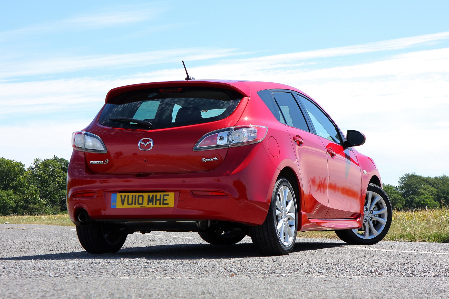 Used Mazda 3 Hatchback (2009 - 2013) Review | Parkers