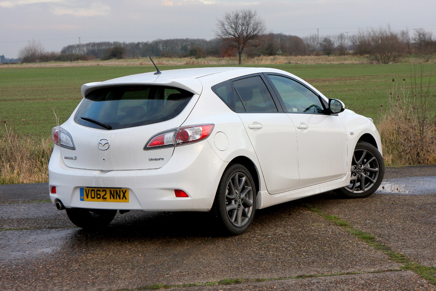 Mazda 3 Hatchback Review (2009   2013) | Parkers
