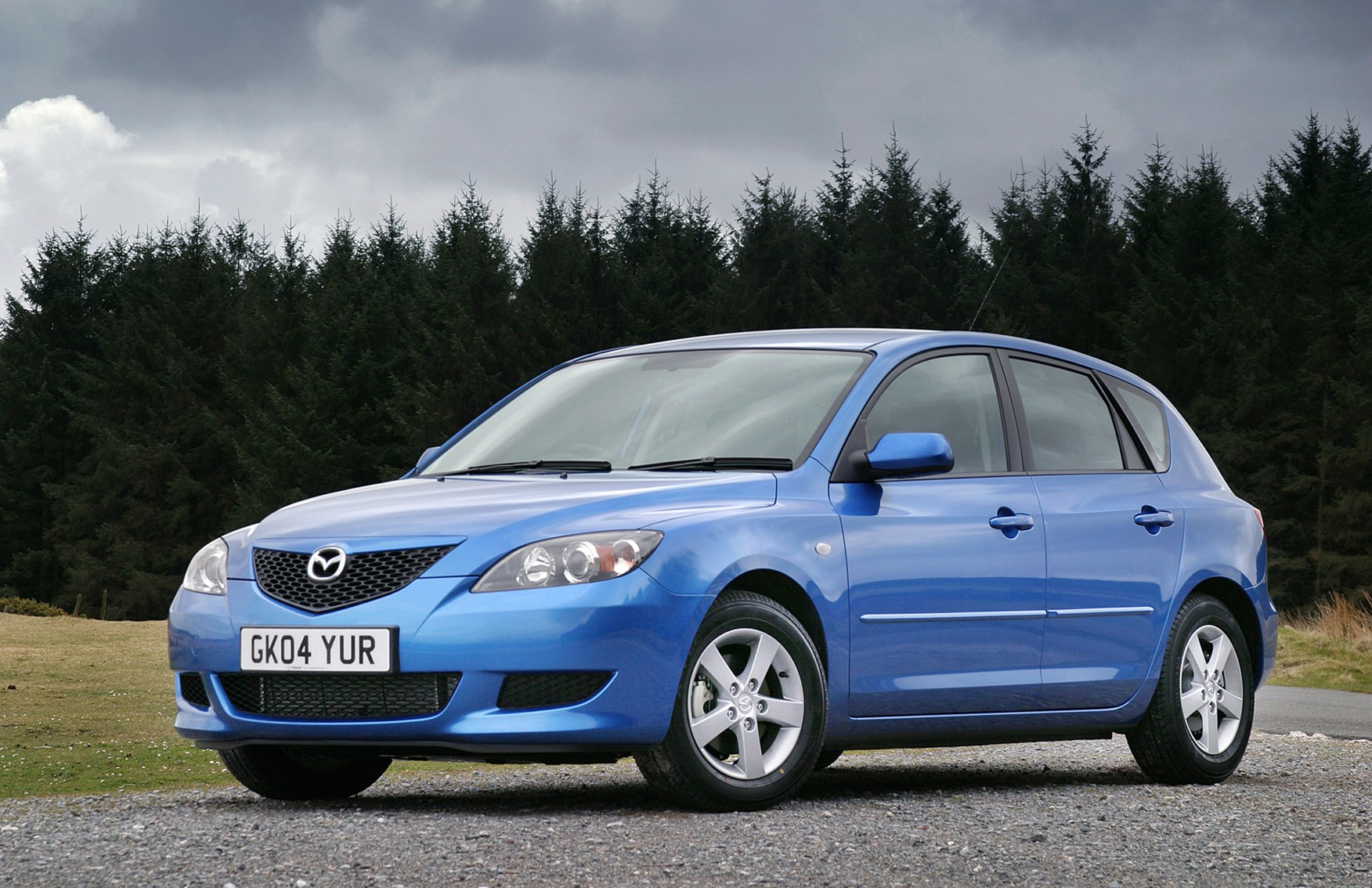 mazda 3 hatchback review (2004 - 2008) | parkers