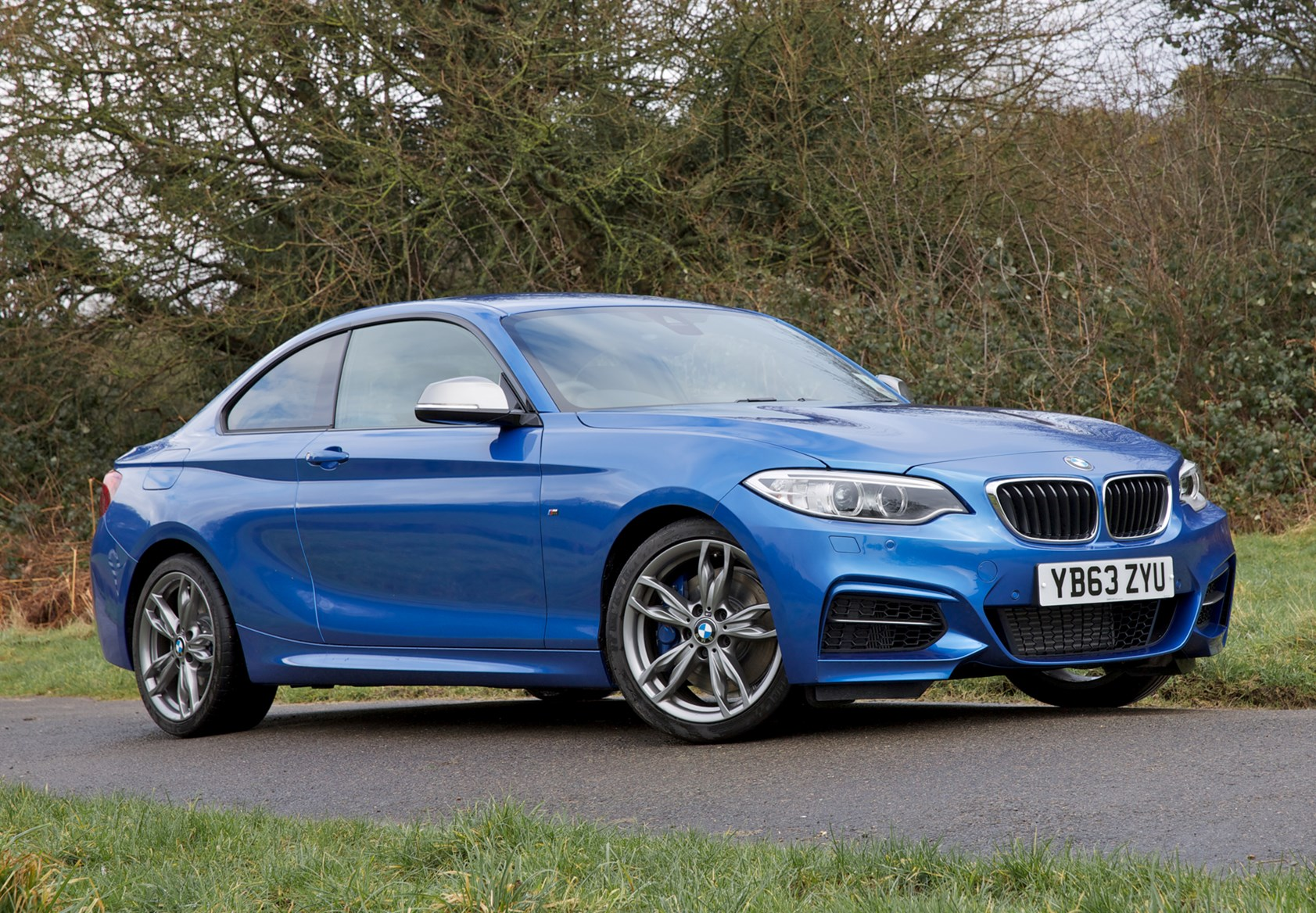 Bmw 2 Series Coupe Review Parkers