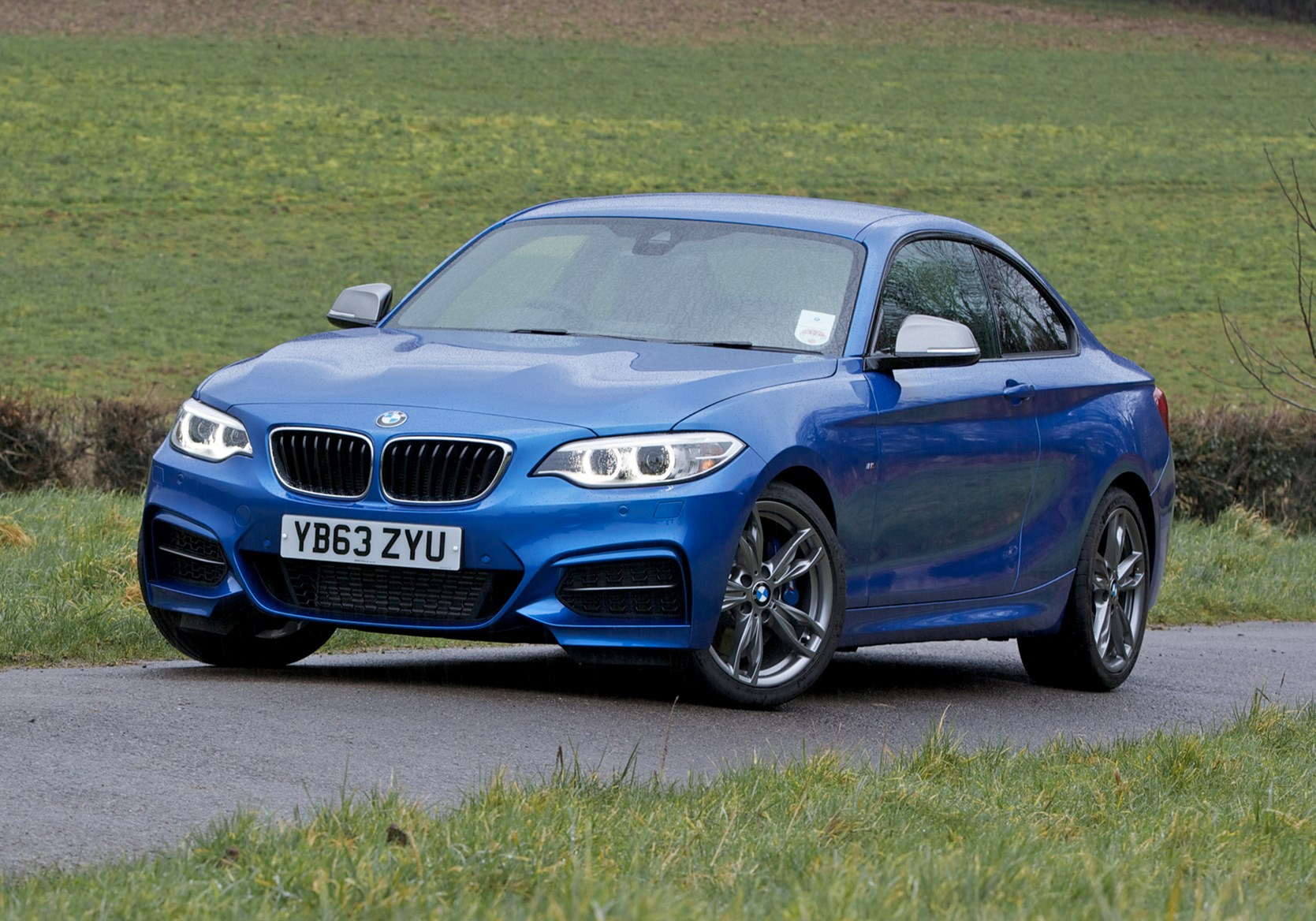 Bmw 2 Series Coupe 2014 Running Costs Parkers