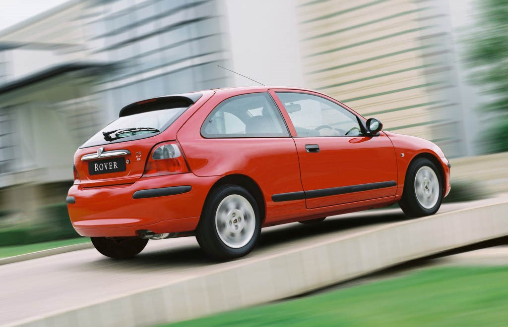 Vauxhall Adam Finance >> Rover 25 Hatchback Review (1999 - 2005) | Parkers