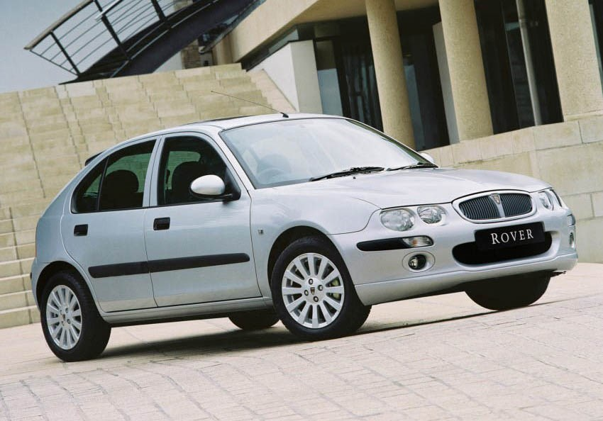 Rover 25 Hatchback Review 1999 2005 Parkers