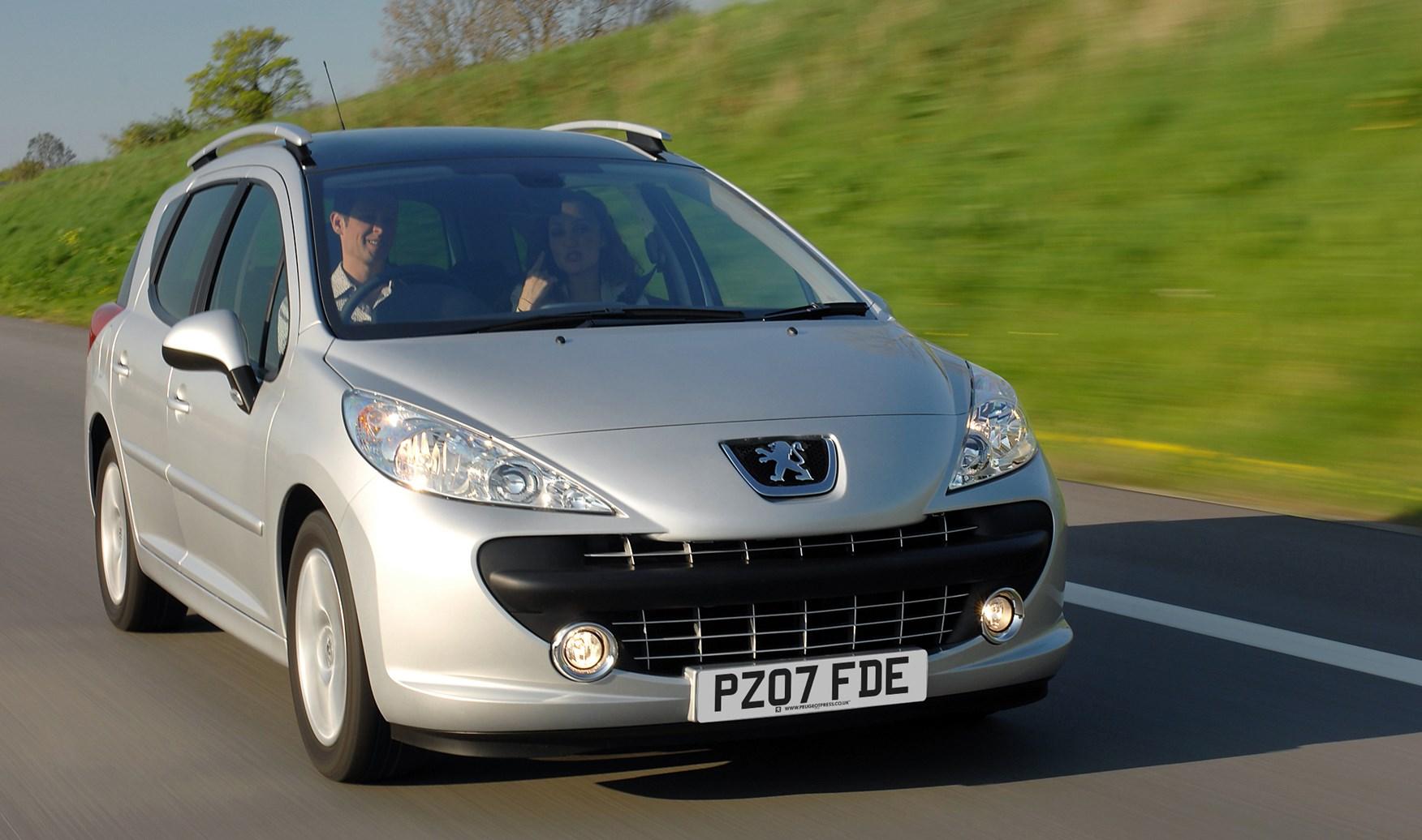 peugeot 207 sw review 2007 2013 parkers rh parkers co uk Peugeot 207 GTI Peugeot 207 GTI