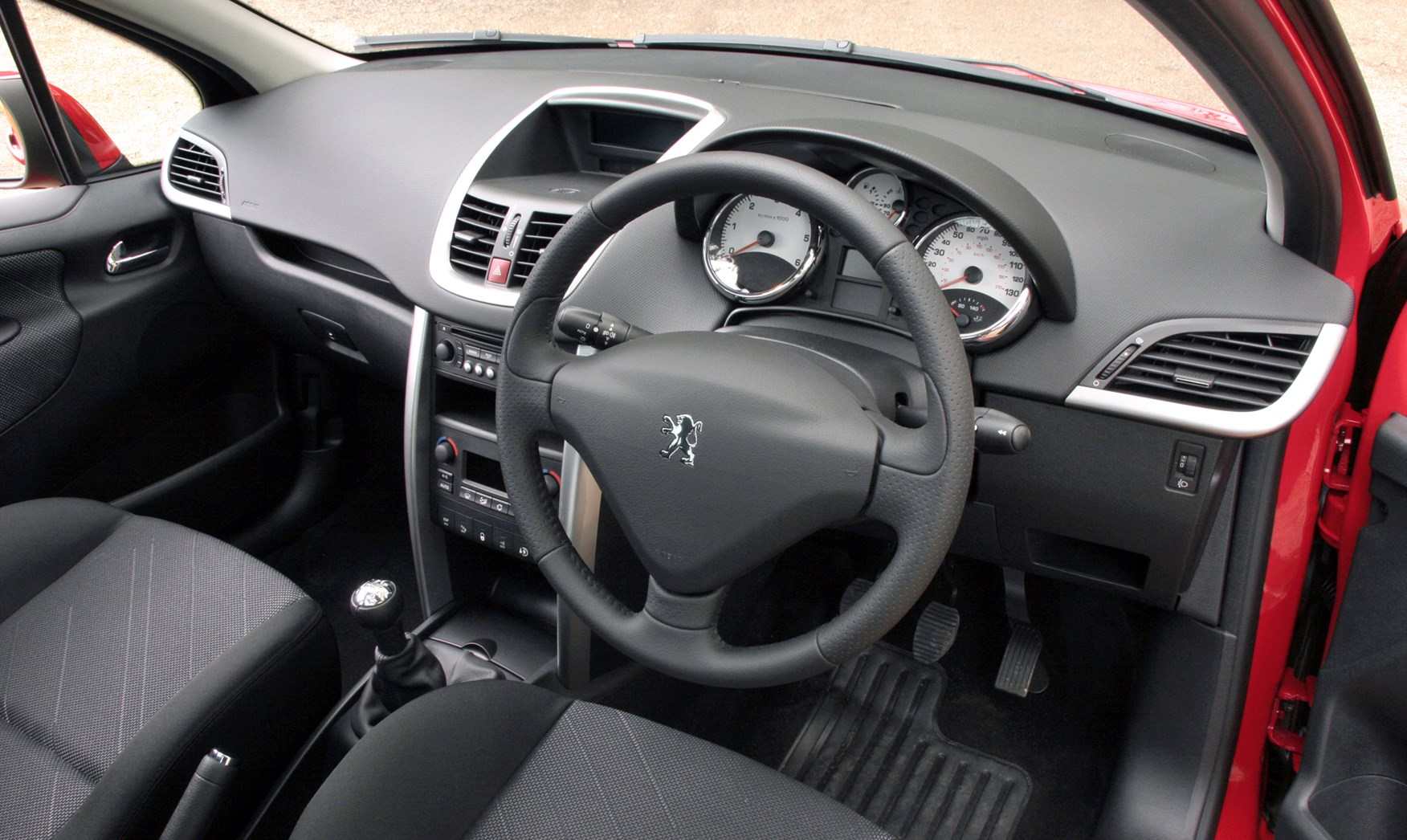 Peugeot 207 Sw 2007 2013 Features Equipment And Accessories
