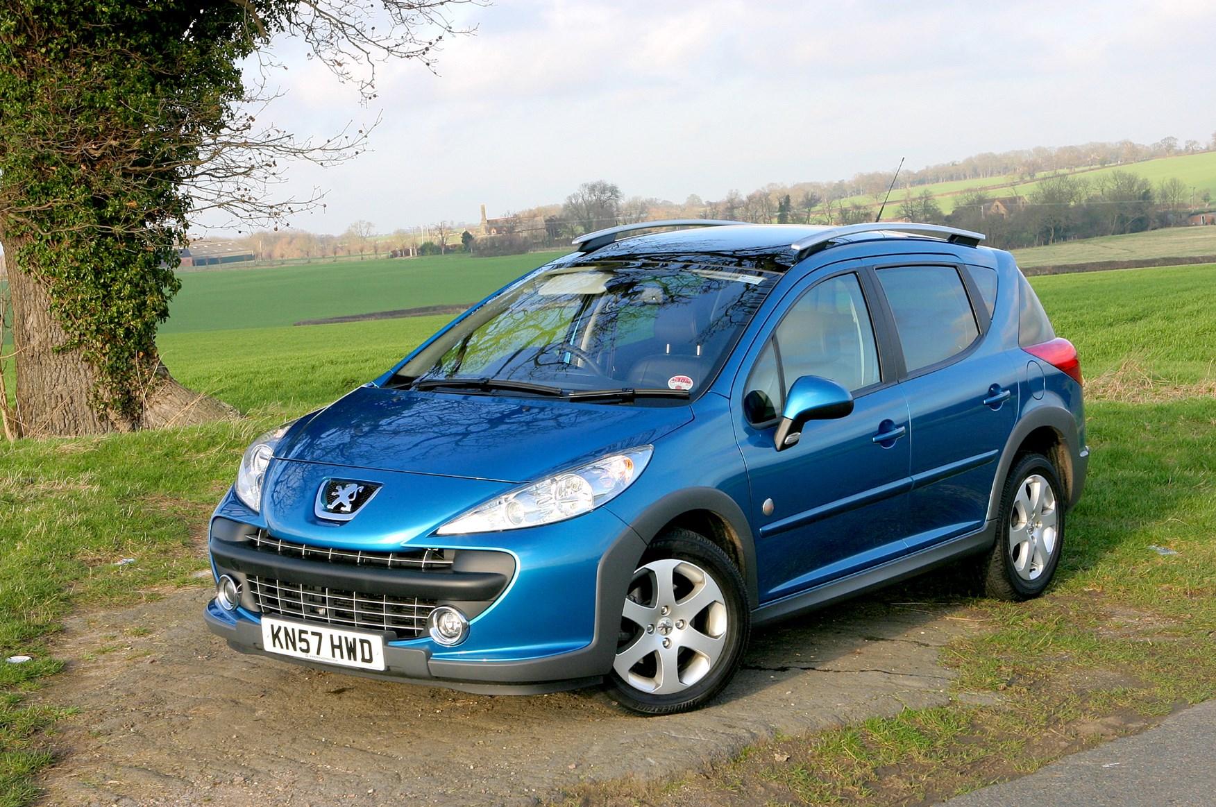 Peugeot 207 SW Review (2007 - 2013) | Parkers