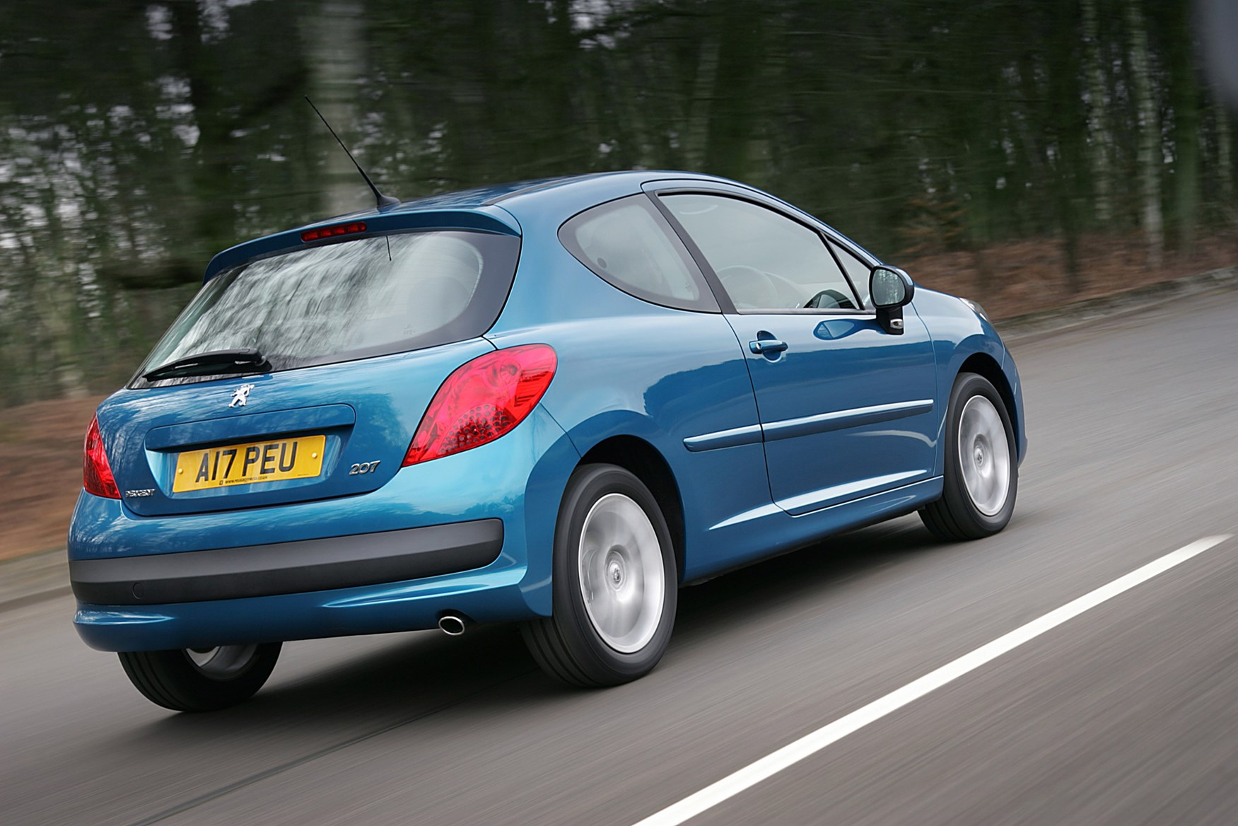 peugeot 207 hatchback 2006 2012 running costs parkers. Black Bedroom Furniture Sets. Home Design Ideas