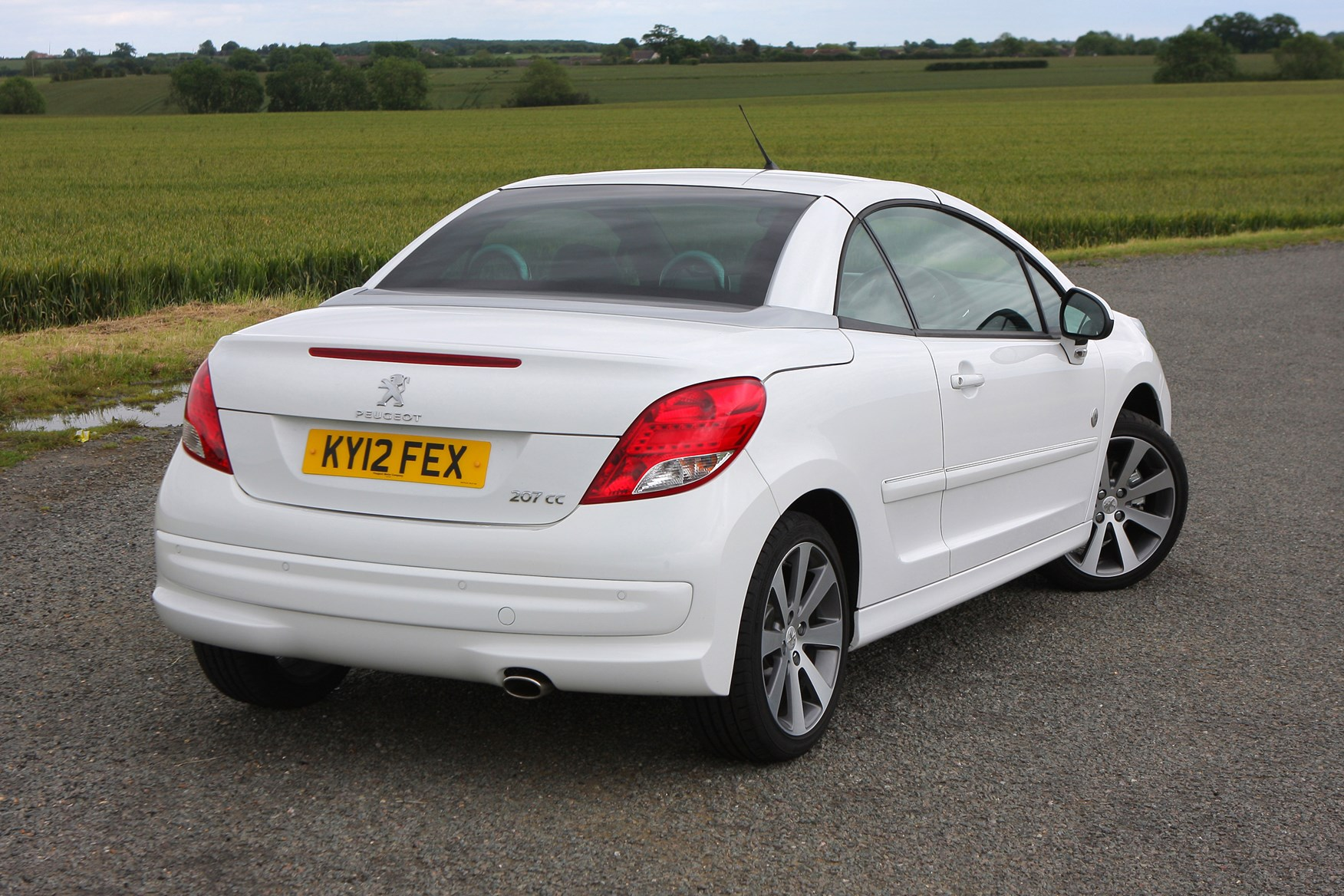 Used Peugeot 207 CC (2007 - 2014) Review | Parkers
