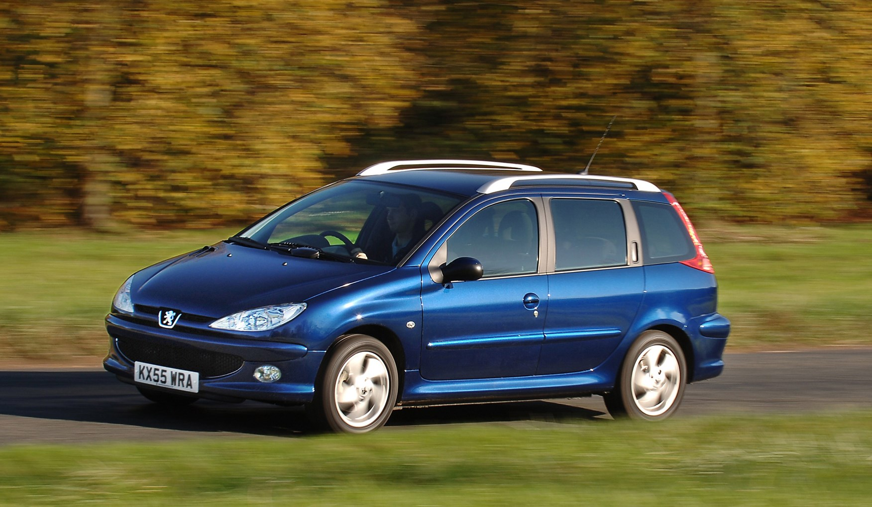 Used Peugeot 206 SW (2002 - 2006) Review
